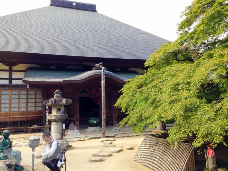 秩父札所八番 西善寺