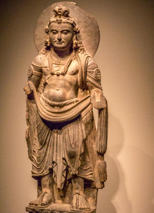 パキスタン・ガンダーラ クシャーン朝・2世紀 国立博物館東洋館