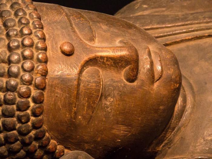 しゃかねはんぞう 鎌倉時代・13世紀 奈良・岡寺蔵 木造 国立博物館本館