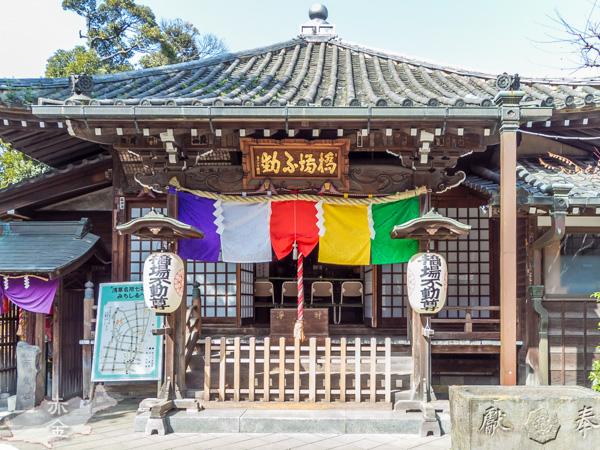 本堂、江戸末期のもの