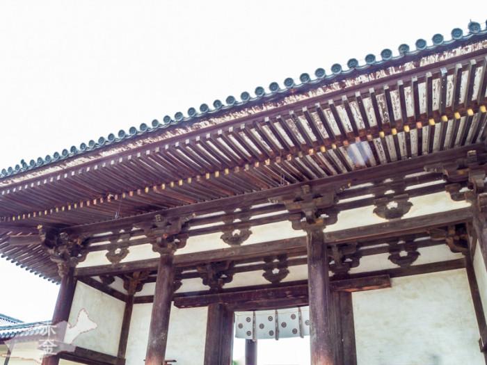 永享10年(1438)再建,国宝
