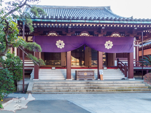 心行寺本堂