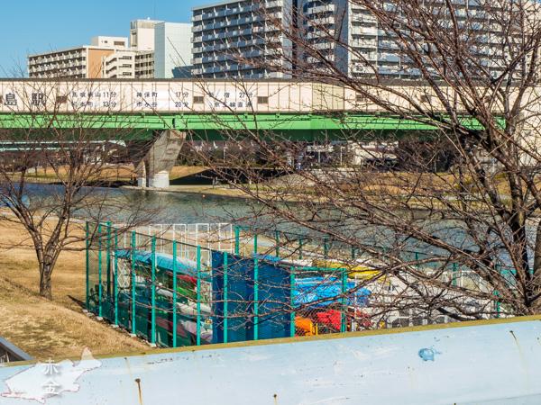 都営新宿線西大島駅