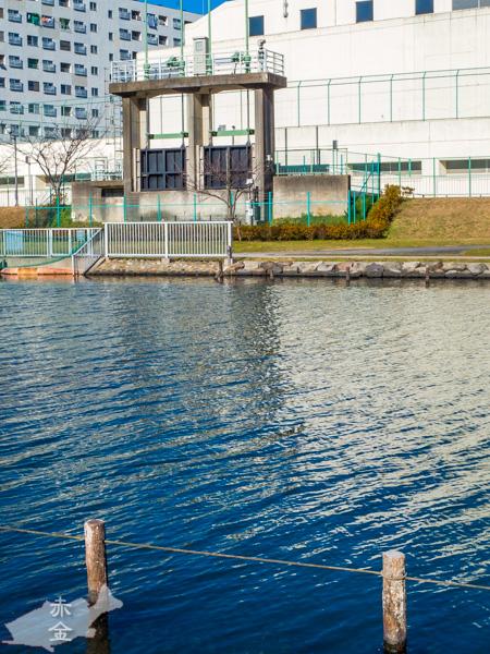 小松川ポンプ場